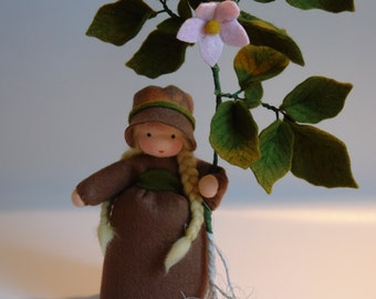 Potato - Flower Child - Waldorf Inspired - Nature Table