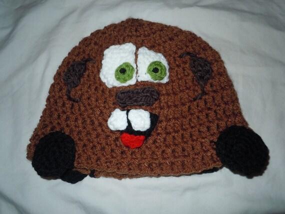 Tow-Mater Crochet Hat