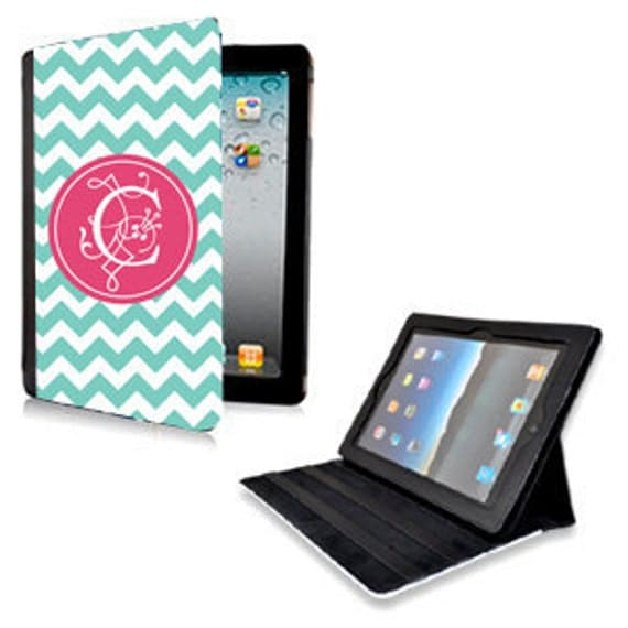 iPad Case - Monogram iPad 2 and iPad 3 Case - Personalized iPad 2 and iPad 3 Case