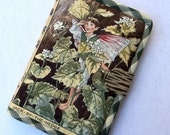 CoverGirls Adorable Cover For Kindles Nook Case Jack-By-The-Hedge Fairy Magnetic Closure Many Pockets