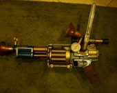 The Captain Steampunk Gun