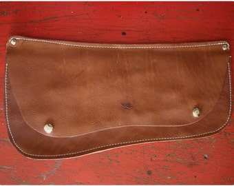 Equestrian Envelope Clutch