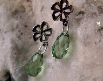 drops in my garden earrings