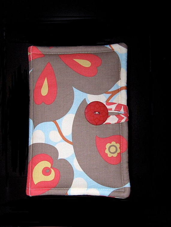 Morning Glory Nook Color/Nook Tablet/iPad Mini E-reader Case