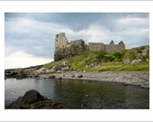 Blank Photo Greeting Cards (assorted set of 5) - Castles