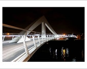 Blank Photo Greeting Cards (assorted set of 5) - Glasgow at Night