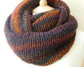 unisex COWL- SNOOD- circle SCARF