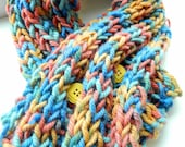 SALE Children chunky Cowl for boys and girls 5-7 years