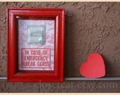 Valentine Gift for Him - Emergency Case - Gift for Couples, Gift for Men, Valentine Men, Boyfriend Gift, Rusteam, condom