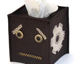 Steampunk Robot Tissue Cover