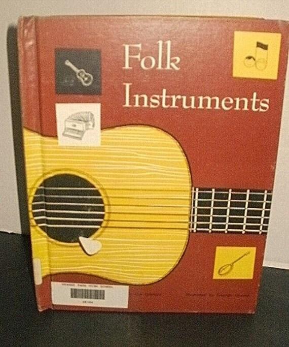 Folk Instruments book