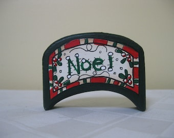 Christmas in July Decoration Noel Banner Love Chunk