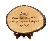 Father of the Bride Sign.  Lovely Tribute to your Dad.