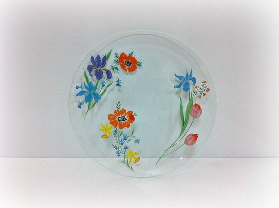 Heinrich Primavera Glass Plate