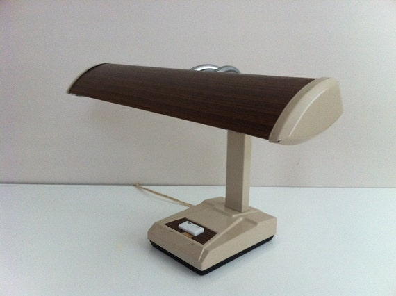 Vintage Lighting Desk Lamp Mid Century Industrial