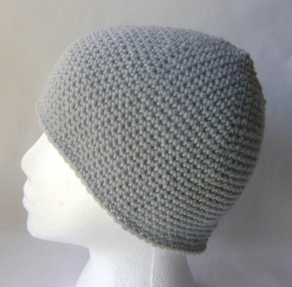 PDF Crochet Pattern, Three Easy Beanies, Easy Beanie Crochet Pattern