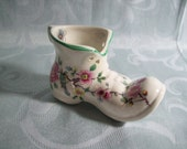 Staffordshire Rose Shoe