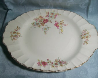 "Limoges ""Bramble"" Serving Platter"