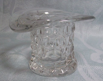 Fostoria American Top Hat 2-1/2""