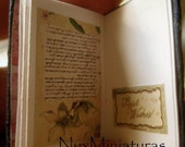 Miniature book with box