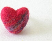 Love that Felted Heart Ring...