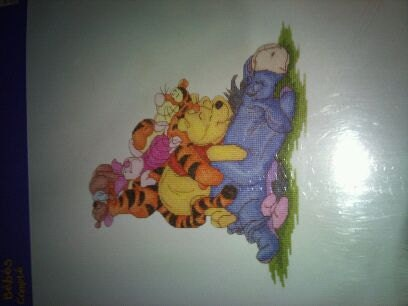 Afghan Baby Pattern Pooh Winnie Sewing Patterns For Baby