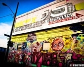 Architectural Salvage Warehouse - 8 x 10 Fine Art Photograph