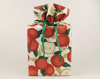 Tissue Box Cover Kleenex Box Cover Tissue Box Holder Bathroom Accessories Bathroom Decoration  Apples Accessories/Apples Home Decor.