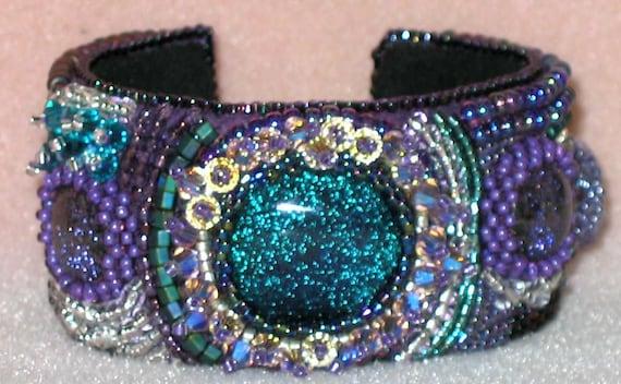 Brass cuff bracelet inches wide blank jewelry