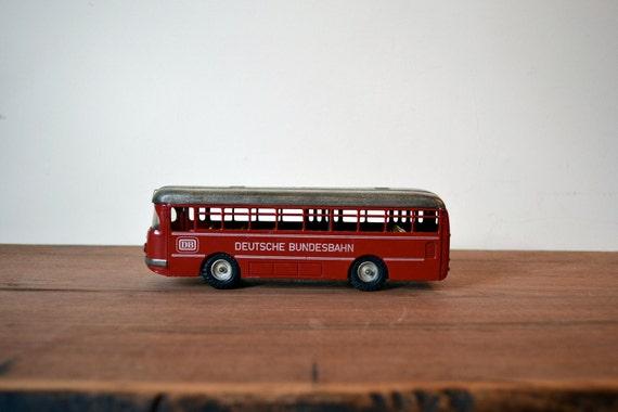 CKO Kellerman Western German Tin Bus