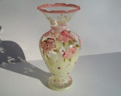 Beautiful Handpainted Decorative Vase