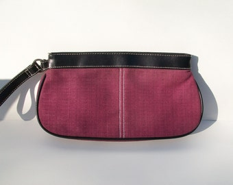 Victorias Secret cosmetic or clutch bag