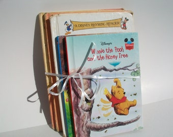 Small Vintage Collection of Children Books