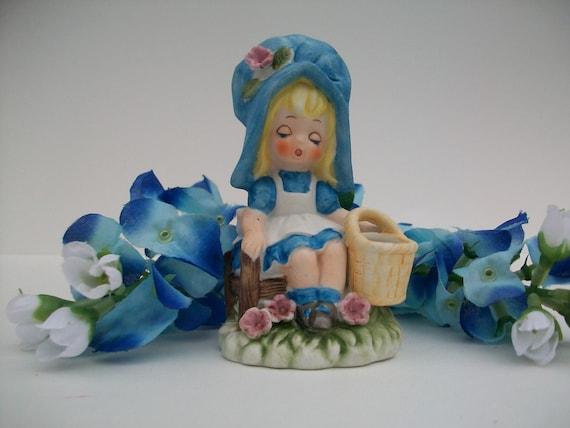 Collectible Luv Figurine   Precious