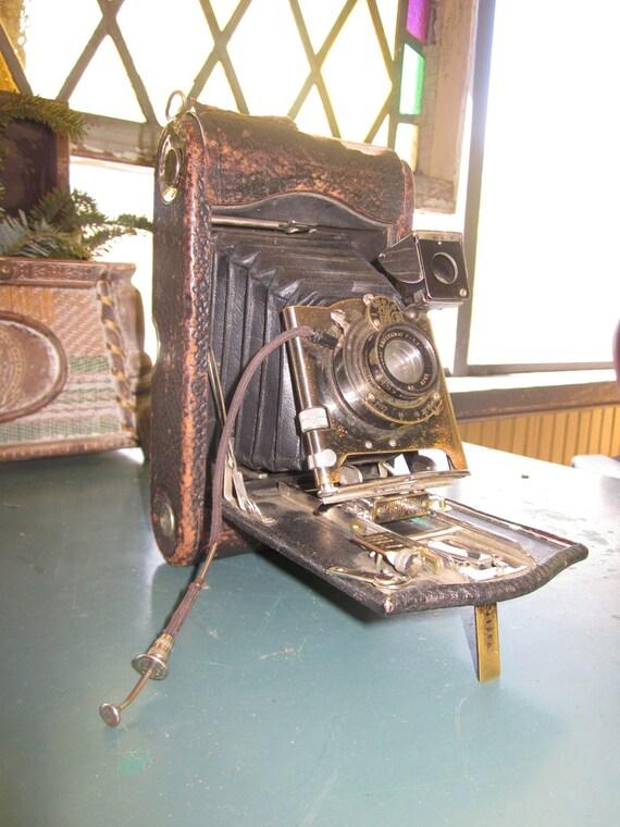 Kodak camera No. 3 Autographic Kodak camera