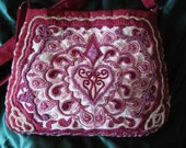 Beautiful Eyepopping Designer  Handbag