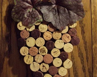 Wine Cork trivet /Unique Gift