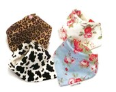 CHOOSE ANY 4 Bandana Bibs from the Cwtch Bugs range ... Special Price  ... You Choose..