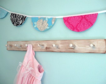 large hat coat hooks PeG RaiL by Wreckd on Etsy..choose your color