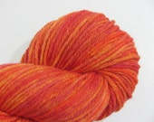 TWW Workhorse Worsted  - Orange You Glad
