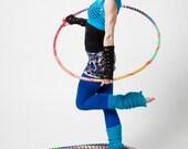 Small Rainbow Princess Collapsible Hoop