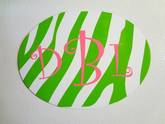 Custom/Personalized Oval Shaped Magnets