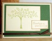 Woodland Notes Sympathy Card Set