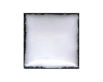 1010 Undercoat (White) Opaque Lead-free Powdered Glass Enamel 1oz.