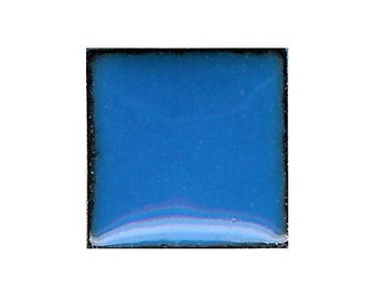 1530 Twilight (Green-Blue) Opaque Lead-free Powdered Glass Enamel 1oz.
