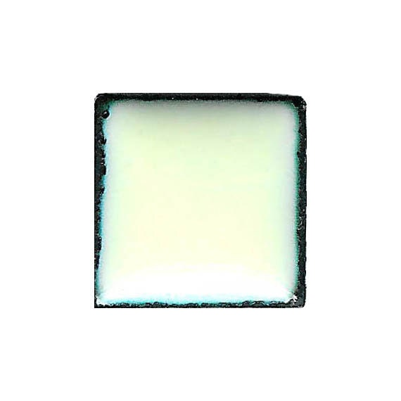 1208 Cream (Beige-Light Yellow) Opaque Lead-free Powdered Glass Enamel 1oz.