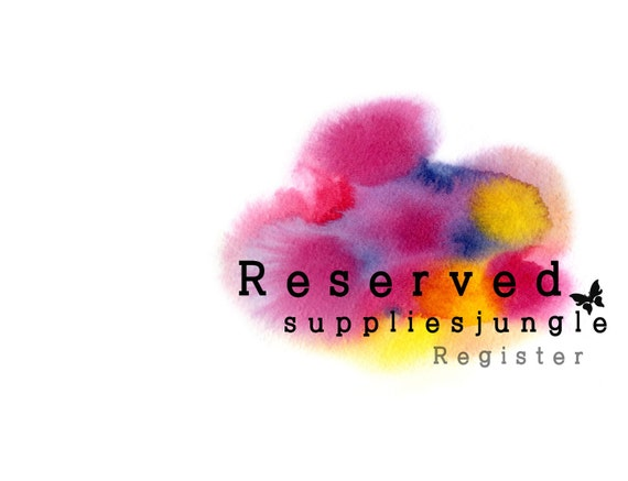 Reserved Listing For 0530-jp