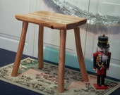 Judith's Oak Stool