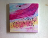 Original painting-Quiet storm.