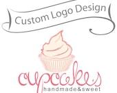Custom Logo Design ooak BIG SALE  - Photography Logo - Watermark - business logo branding original